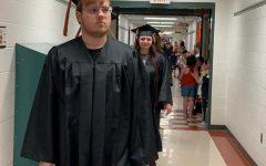 Seniors Final Walk