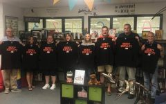 "Jefferson-Morgan School District's Board of Directors Win ""Rocket Mentality"" T-Shirts!"
