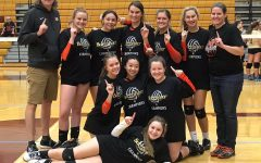 Varsity Volleyball Takes First Place At Buccaneer Classic!