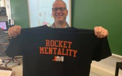 "Jim McGrath and Patty Ewart Win ""Rocket Mentality"" T-Shirts"