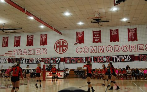 Lady Rockets Volleyball Team Suffer a Heart Breaking Loss