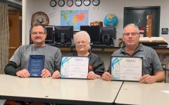 PSBA Honors 3 Board Members