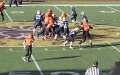 Jefferson-Morgan Rockets Midget Football team takes on Beth Center Bulldogs for Championship Game