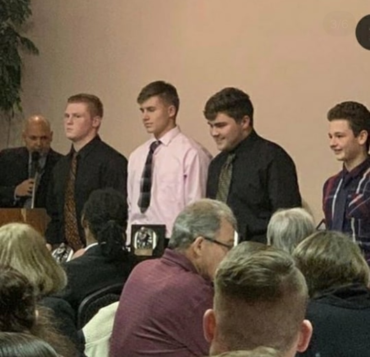 Five Rockets named to the All-Conference Team