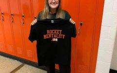 "Dugan, Gustovich, and Eggleston Win ""Rocket Mentality"" T-Shirts"
