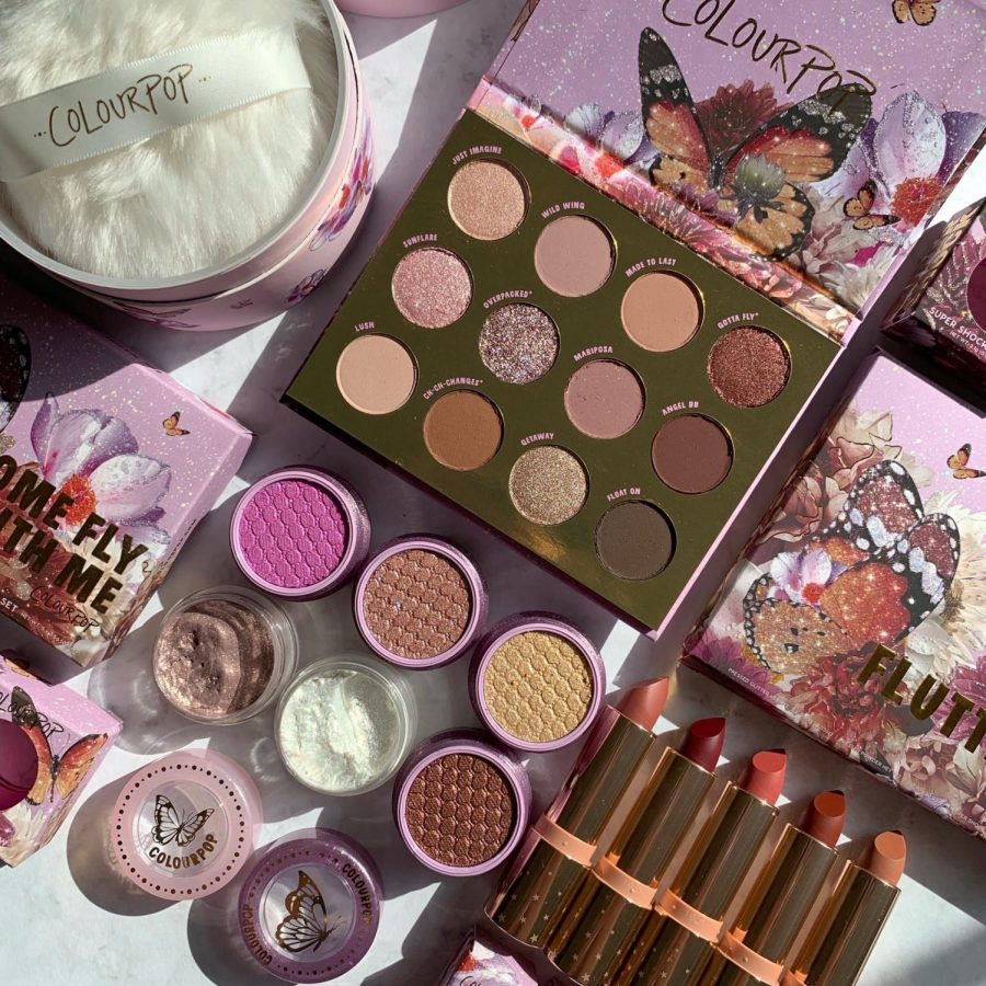 Colour Pop Launches Butterfly Collection