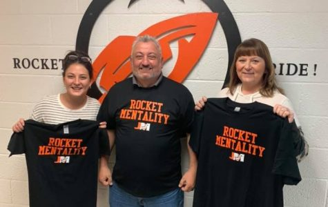 "Rafail, Coles, and Brandstetter Win ""Rocket Mentality"" T-Shirts"
