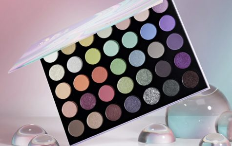 Morphe Releases 351 Icy Fantasy Artistry Palette