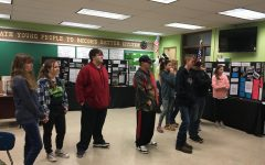 Students Visit Albert-Gallatin for JROTC Information Session