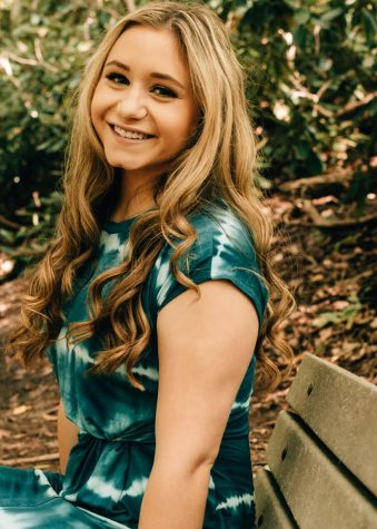 Abigail Ankrom Named Jefferson-Morgan Centennial Lions Club October Student of the Month