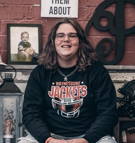 Logan Rhodes Named Jefferson-Morgan Centennial Lions Club October Student of the Month